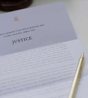legal paperwork image